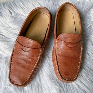 Cole Haan Genuine Leather Loafer Driving Shoes 8